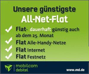 Mobilcom Debitel All-Net-Flat