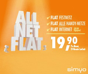 Simyo All-Net Flat