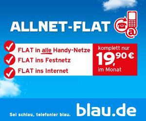 blau.de Allnet-Flat
