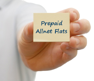 Prepaid Allnet Flat
