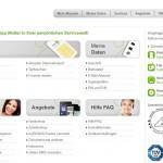 Maxxim Online-Servicewelt