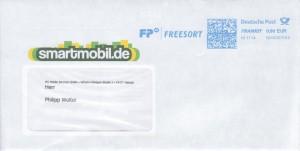 Smartmobil SIM-Karte Brief