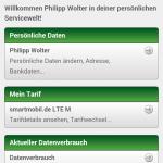 Smartmobil Servicewelt App