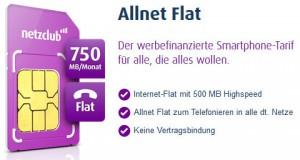 Netzclub Allnet Flat