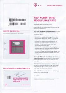 Telekom Brief Nano-SIM
