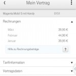 Telekom Kundencenter App Rechnung Vertrag
