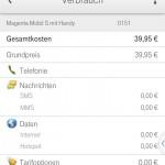 Telekom Kundencenter App Verbrauch