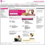 Telekom Kundencenter Online-Portal
