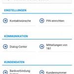 GMX WEB.DE Vertragsverwaltung